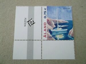 2004 Aland Europa Stamp - Holidays u/m Mi.235. T18