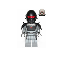 Lego Star Wars Rebels TIE Advanced The Inquisitor Minifigures 75082