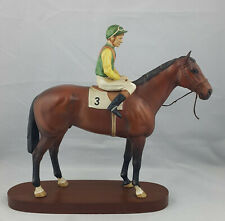 More details for beswick nijinsky, lester piggott up model no. 2352 – broken reins