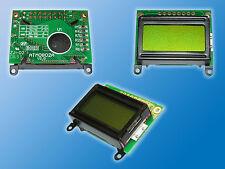 LCD Display   ATM0802A-FL-YBW   Modulabmessung: 40 x 36 x 12,8 mm