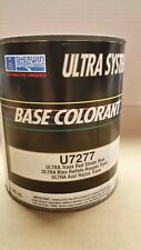 Sherwin Williams U7227 Ultra Red Trans Blue Quart