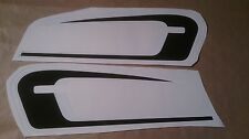 Autocollants / Stickers / Decals Honda CB250 G / CB360 G