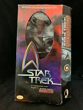 Star Trek Lt. Commander Worf Special Collector's Edition Action Figure