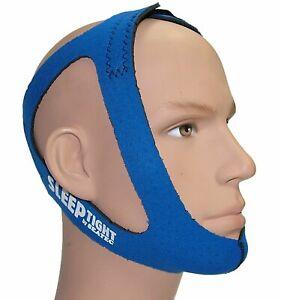 Genuine Seatec SleepTight Premium Chin Strap Anti-Snoring S/M/L AUStock FreeShip