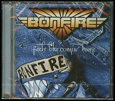 Bonfire Feels Like Comin' Home CD new