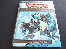 REVENGE OF THE GIANTS D&D DUNGEONS & DRAGONS