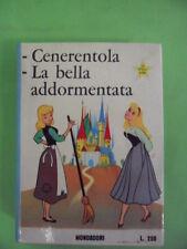 WALT DISNEY. CENERENTOLA. LA BELLA ADDORMENTATA. COLLANA STELLA D'ORO N° 15
