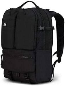 NEW OGIO Alpha Recon 420 Backpack - Black w/Laptop Sleeve