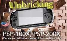 PSP Unbrick MAIL-IN SERVICE (Using a Pandora Battery + MMS)