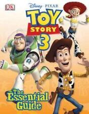 Toy Story 3 The Essential Guide (Dk Essential Guides) by DK, Good Book