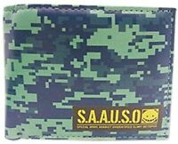 *NEW* Assassination Classroom: S.A.A.U.S.O. Camo Bifold Wallet by GE Animation