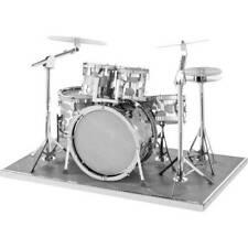 Metal earth drum set kit di metallo