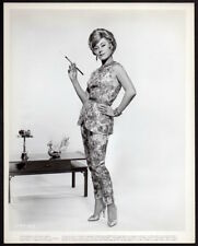 GLYNIS JOHNS leggy Vint Orig Photo THE CHAPMAN REPORT long cigarette holder