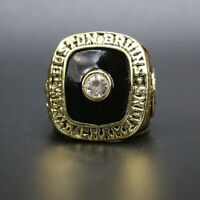 Bobby Orr - 1970 Boston Bruins Stanley Cup Hockey Championship Ring Size 11