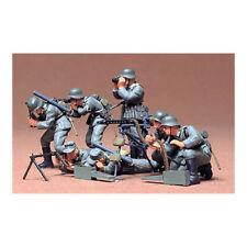 TAMIYA 35038 german machine gun troupes 1,35 kit de modèle militaire