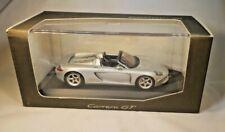 Minichamps 1/43 - Porsche Carrera GT 2003 Silver