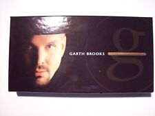 GARTH BROOKS THE LIMITED SERIES BOX SET - 5 CD + 1 DVD + BOOK WITH LYRICS