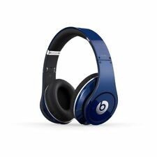 Beats by Dr. Dre Studio1 WIRED Headband Headphones - Blue