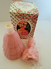 Vintage Avon Garden Girl With Charisma Cologne Never Used 1970s