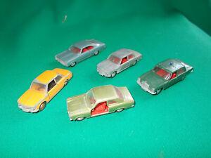 Schuco 1:66 Konvolut - Opel BMW Ford Mercedes