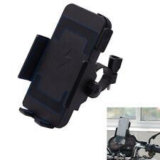 Motorcycle Bike Riding Wireless Charging Mobile Phone Fixed Bracket Waterproof