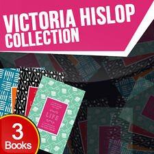 Victoria Hislop Short Story Collection 3 Books Set Pack Loss, Love, Life NEW PB