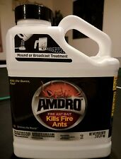 Amdro Fire Ant Bait 2 lbs mound or broadcast treatment granules