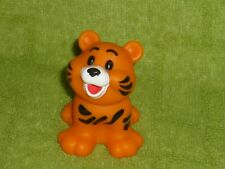Fisher Price Little People Zoo Ark Lion TIGER Cat Rare