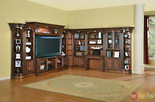 Traditional Living Room Entertainment Corner Units | eBay