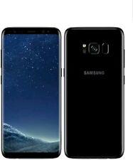 Samsung Galaxy S8 SM-G950W - 64GB - Midnight Black (Unlocked) Smartphone (CA)