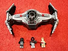 LEGO Star Wars TIE Advanced Prototype (75082) with all Minifigures
