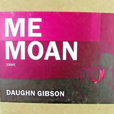 Daughn Gibson Me Moan CD Promo Clean Version Sub Pop Pearls & Brass Josh Marti