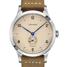 Longines Heritage 1945 Watch 40mm Steel Brown L2.813.4.66.2 Hodinkee NEW