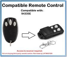 Ricambio Compatibile Telecomando Con Chamberlain Liftmaster 94335E