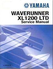 1999-2000 Yamaha XL1200LTD Waverunner Service Manual on a CD   --  XL 1200 Ltd