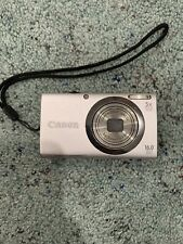 Canon PowerShot A2300 16.0MP Digital Camera - Silver-READ DESCRIPTION