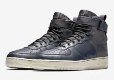 Nike Nike Air Force 1 Gray Athletic Shoes for Men for Sale