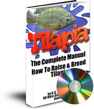 The Complete Manual Raising & Breeding Tilapia