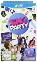 Wii U Sing Party inkl. Mikrofon Feier Song Contest Tanzen Teste Deine Tonlage !