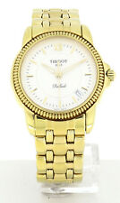 Tissot 1853 Ballade Damenuhr-Armbanduhr-Vergoldet Edel Uhr