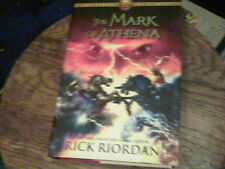 The Heroes of Olympus: The Mark of Athena Bk. 3 by Rick Riordan (2012, Hardcover
