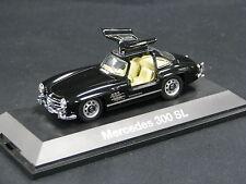 Schuco Mercedes-Benz 300 SL 1:43 Black (JS)
