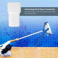 2Pcs Vacuum Hose Cuffs 1.5 inch Swimming Pool to fit Suction Hose Cleaning Cuff.