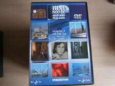 BLU NOTTE Misteri Italiani=LUIGIA E ANTONELLA IL DELITTO DI GENOVA=DVD N°31