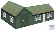 R9810 Hornby OO/HO Gauge Skaledale Corrugated Iron Workshop