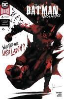 Batman Who Laughs #6 Main Cover DC Universe 1st Print 2019 unread NM