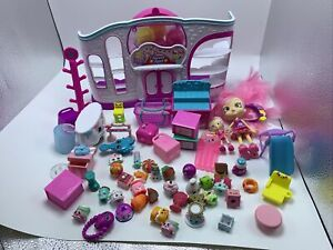 Shopkins Lot Playsets Figures Sweet Spot  lot