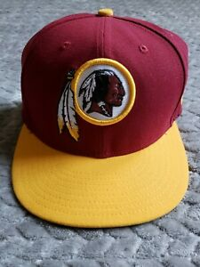 Washington Redskins New Era 59fifty Two Tone NFL Sz 7 7/8