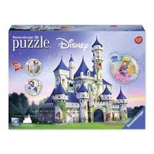 Ravensburger Disney Princesses 3D Castle 216 Piece Jigsaw Puzzle NEW