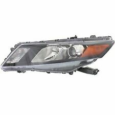 Driver Left LH Headlamp Assembly fits 2010 2011 2012 Honda Accord Crosstour